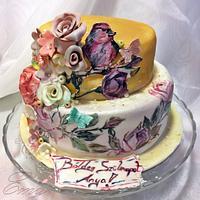 Bird Cake