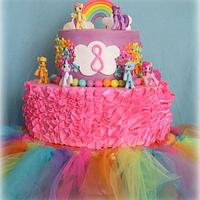 My Little Pony 8th Birthday
