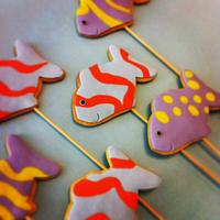 Animals Cookies by Bella's Bakery