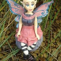 Away the the Fairies. Irish Sugarcraft Show