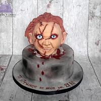 Chucky by Magda's Cakes (Magda Pietkiewicz)
