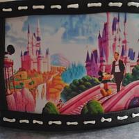Disney Fantasmic by Mary