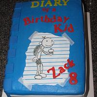 Diary of a Birthday Kid