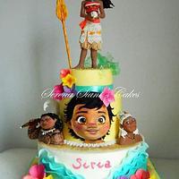 Oceania cake