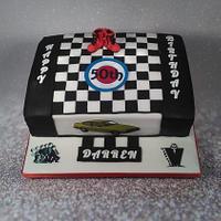 Ska cake