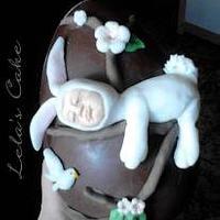 my baby bunny by Daniela Morganti (Lela's Cake)