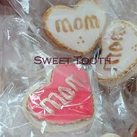 Mother's Day Cookies