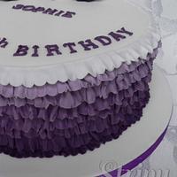 Pretty in Purple by Jane Moreton
