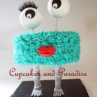 Cute Halloween Cakes - Melissa
