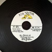 "Elvis ""All Shook Up"" Record by Dawn Henderson"