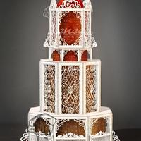 Wedding Cake By Purbaja B Chakraborty