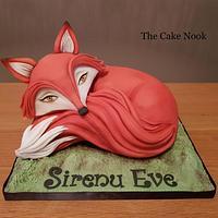 🦊Fox Cake.🦊