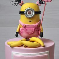 Girl Minion.. :-)