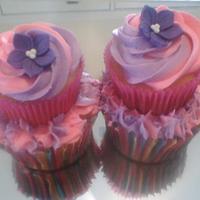 Double Decker Cupcakes