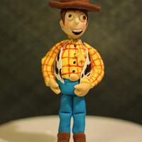 Gum paste Woody