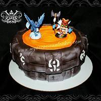 Skylanders(R) Themed cake