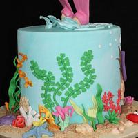 Under the Sea theme by Pam