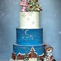 Teddy bears and Christmas