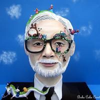 Mr Miyazaki - Spirited Away collab