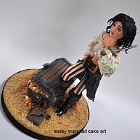 sugar pirates collaboration - Jasmin