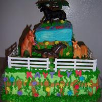 horses by kathy