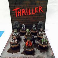 Thriller Cupcakes