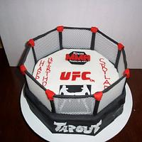 Tapout cage