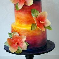 Tropical Flowers for Jasmine
