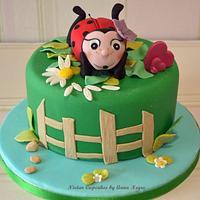 Ladybug in love by nectarcupcakes