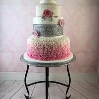 "My ""Perfect Lace"" Cake"