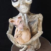 Alien -X files Chalenge
