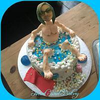 50 Sarah cake