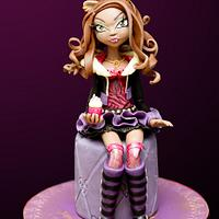 Monster High - Clawdeen Wolf by ChokoLate