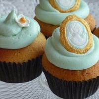 Cameo Cupcakes