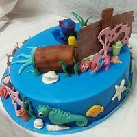 underwater treasure by jodie baker