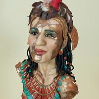 Egypt Land of Mystery Collaboration - MUT METAMORPHOSIS