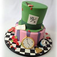 Alice in Wonderland  by Kirsty
