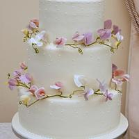 sweetpeas cake