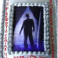 Freddie cake