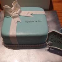 tiffany box,