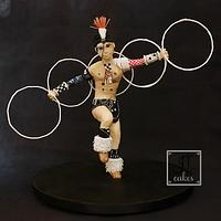 Cirque du soleil - Totem Dancer