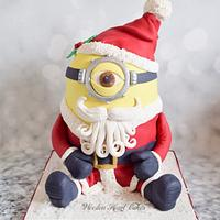 Santa Minion!