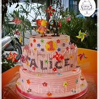 Calimero & Priscilla Cake