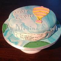 Dr. Seuss inspired cake