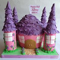 Princess house cake