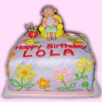 grandma cake by SweetFavorsByPerlita