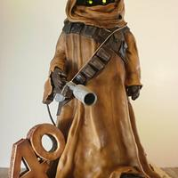 in a far, far galaxy, in a litlle planet named Tatooine (Jawa) by alexeiv