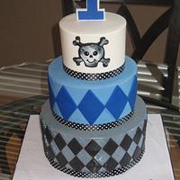 Lil' Rebel Cake
