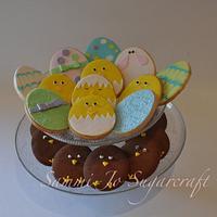 Easter Cookies by Sammi-Jo Sweet Creations