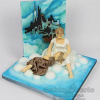 Castle on a Cloud - Les Mis for the Cakeflix Collaboration